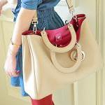 Vintage bag PU handbag Messenger Bag (not process order until 22nd Fed 2013)