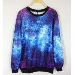 Chic Women's Galaxy Space ..
