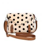 Retro Cute Polka Dot Messe..