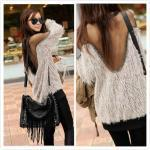 New Long-sleeved Fashion T..